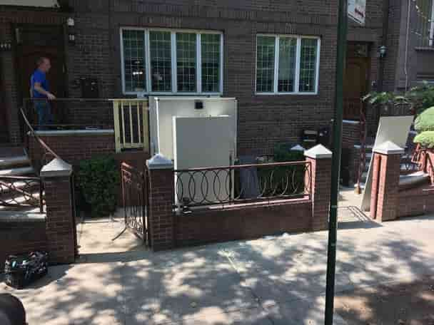 wheelchair lift job in queens ny